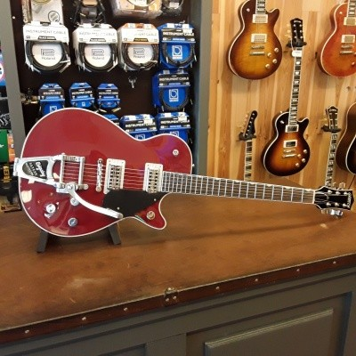 Gretsch G6131T-PE Players Edition Jet™ FT with Bigsby® incl. case 240-2400-845