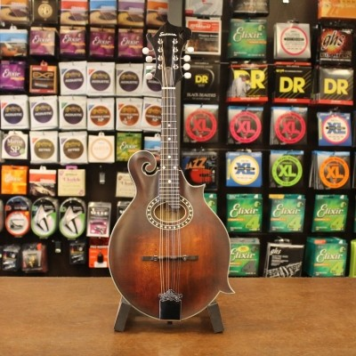 Eastman MD-314, F-Style Mandolin, Solid Spruce top, solid Maple back and sides, incl. softbag