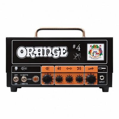 Orange #4 Jim Root Terror