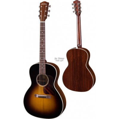 Eastman E20-OOSS Solid Adirondack Spruce top, solid Rosewood back and sides incl. case