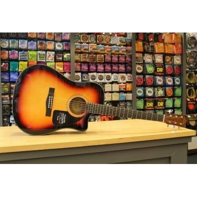 Fender CD-60CE Sunburst 096-1542-032