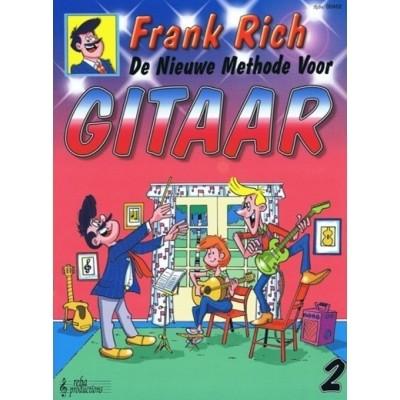 De nieuwe methode voor gitaar deel 2 - Frank Rich