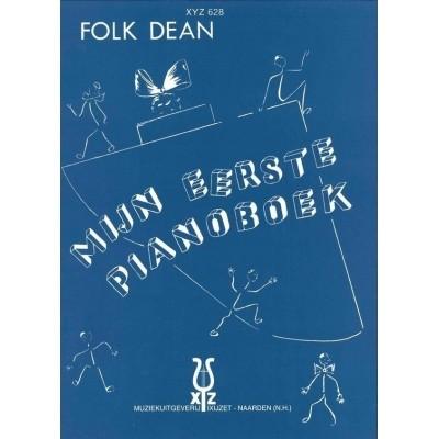 Mijn Eerste Pianoboek - Folk Dean