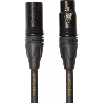 Roland RMC-G25 Gold Series Microphone Cable