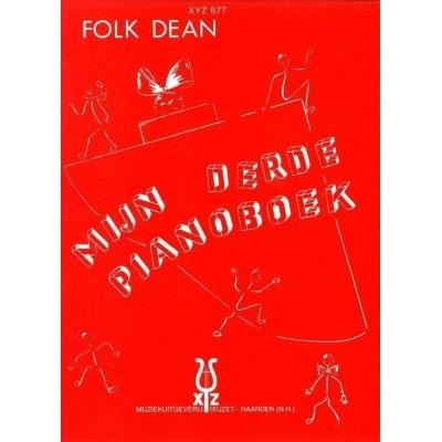 Mijn Derde Pianoboek - Folk Dean