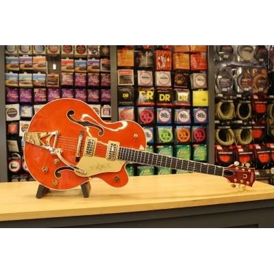 Gretsch G6120T Players Edition Nashville® with String-Thru Bigsby®, Filter'Tron™ Pickups, Orange