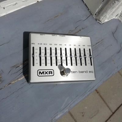 MXR M-108S 10 Bands EQ