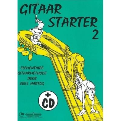 Gitaar Starter Deel 2 + CD - Cees Hartog