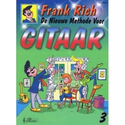 De nieuwe methode voor gitaar deel 3 - Frank Rich