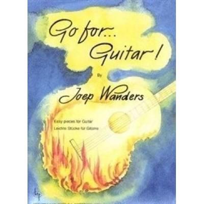 Go for Guitar! 1 + CD - Joep Wanders (BVP1646)