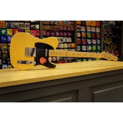 Fender Classic Player Baja Telecaster MN Blonde + Gig Bag 014-1502-307