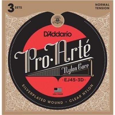 DAddario EJ45 3Pack