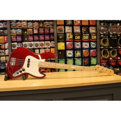 Fender Std. Jazz Bass MN Candy Apple Red 014-6202-509