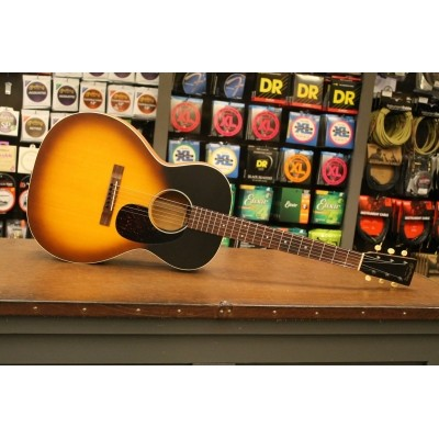 Martin 00L-17 Whiskey Sunset, Solid Sitka spruce top, solid Mahogany back and sides, incl. hardcase