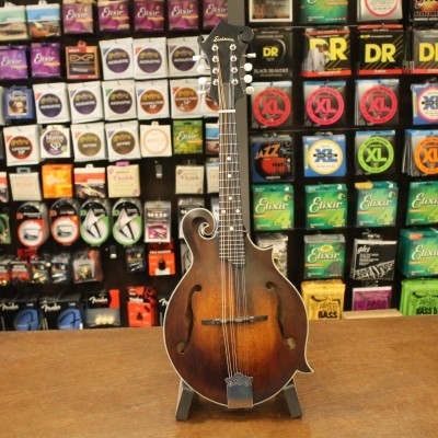 Eastman MD-315, F-Style Mandolin Solid Spruce top, solid Maple back and sides, incl. softbag