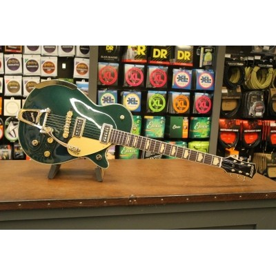 Gretsch G6128T-57 Vintage Select '57 Duo Jet Cadillac Green, incl. Hardcase 240-1612-846