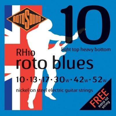 Rotosound RH10 Roto Blues 010-052