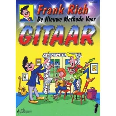 De nieuwe methode voor gitaar deel 1 - Frank Rich