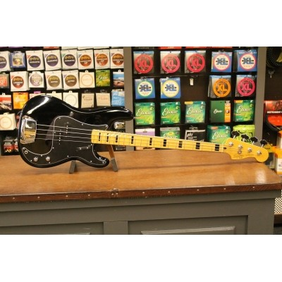 Squier Classic Vibe Precision Bass '70s MN BLK 030-3090-506