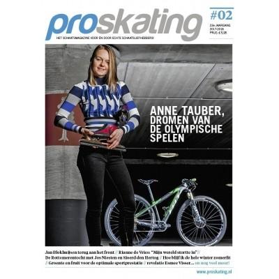 ProSkating 2 seizoen 2017/2018