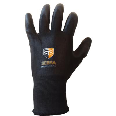 Sebra Glove Protect IV Black